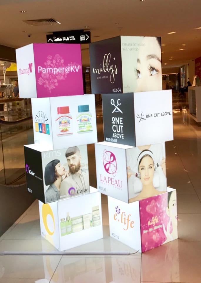 Promotional Sign Printing Singapore   Ho Printing Singapore