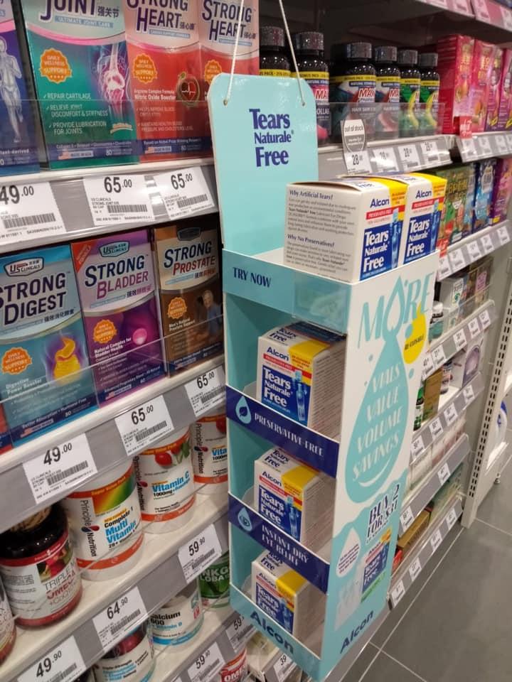Point of Sale Display Printing Singapore   Ho Printing Singapore