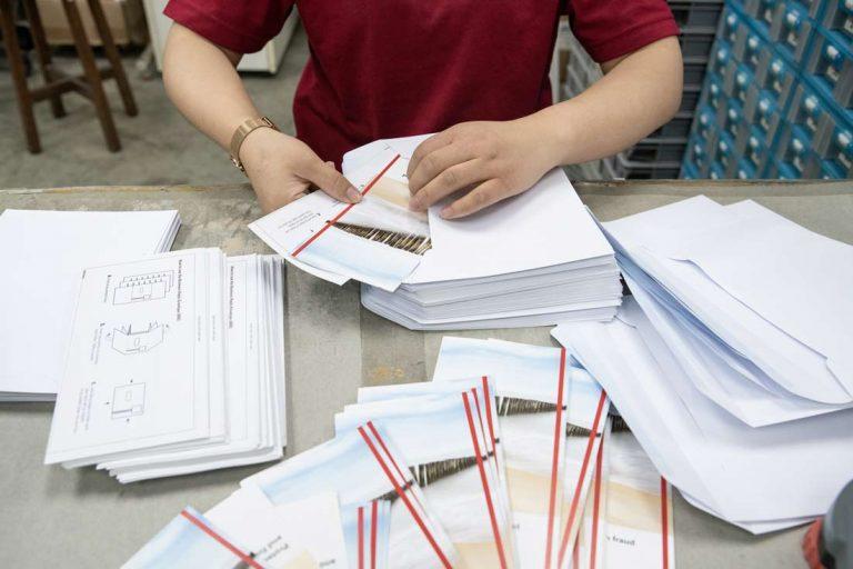 lettershopping Singapore | Ho Printing Singapore Pte Ltd