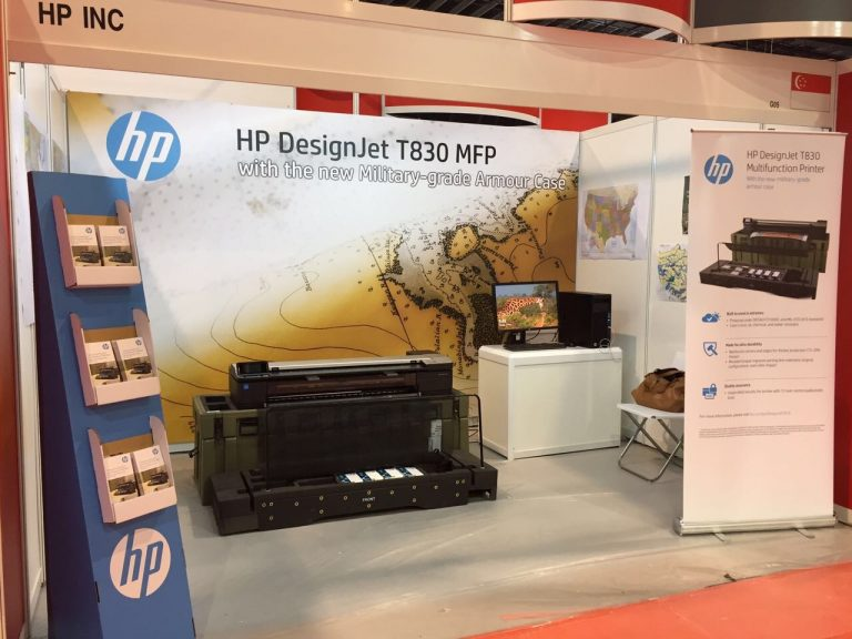 Exhibition Stand Printing Singapore | Ho Printing Singapore