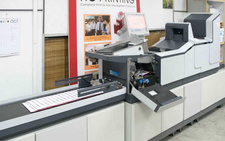 Lettershopping Mail Management Singapore | Ho Printing