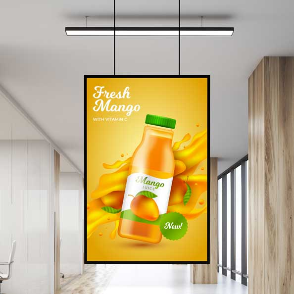 Hanging Sign Singapore | Ho Printing Singapore Pte Ltd