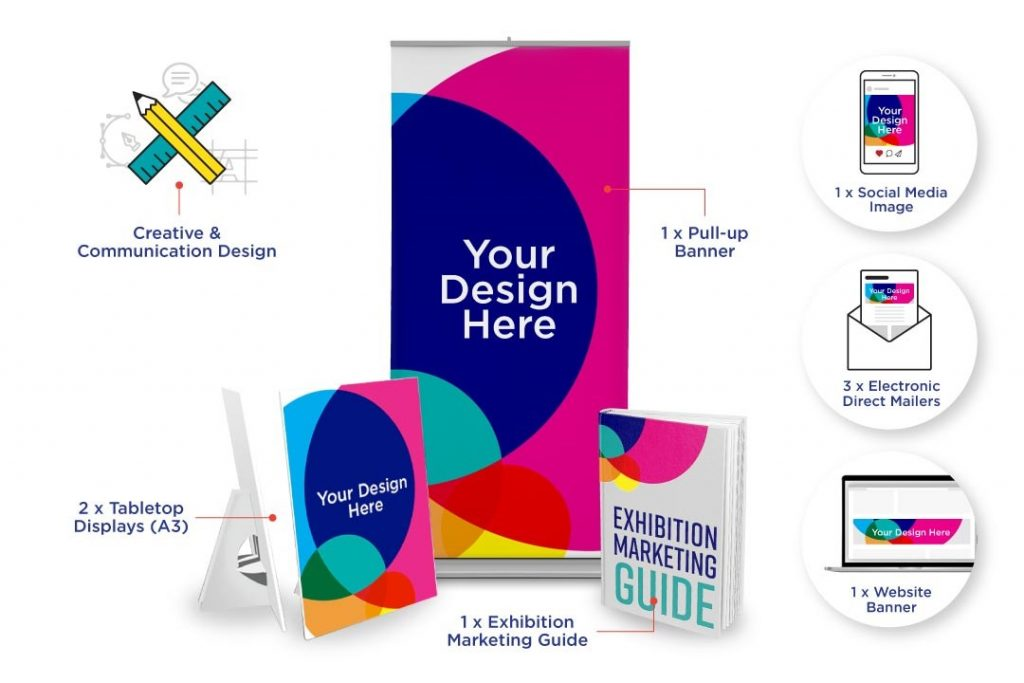 Exhibition Marketing Solutions | Ho Printing Singapore